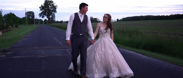 Jackie & Ryan Cinematic Wedding Day Story Video