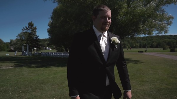 Kimberly & Dan's Wedding Day