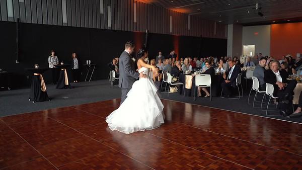 Speeches & 1st Dance