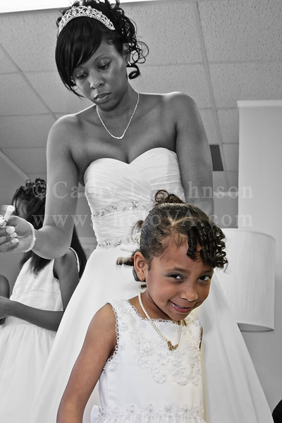 Fairfax Wedding Photography - Fairfax Christian Church