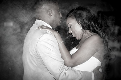 Vince & Shanice Peterson Wedding