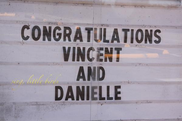 Vincent and Danielle