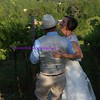 sunset & love in the vineyards
