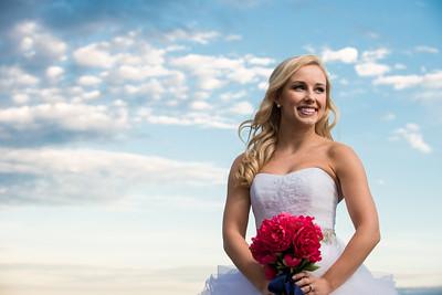 Vinoy Park St Pete FL Wedding Portraits by Saint Petersburg Photographer Kristen Sloan