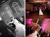Groom bride dance