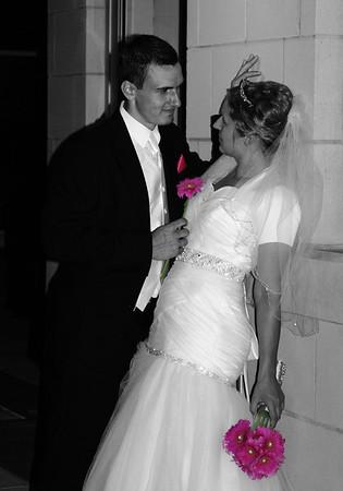 Vladimir and Dina Wedding