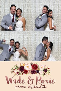 Wade & Roxie Wedding