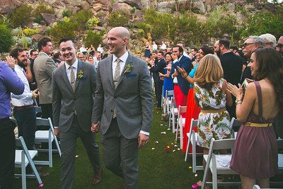 Joe and Kevin: Ceremony