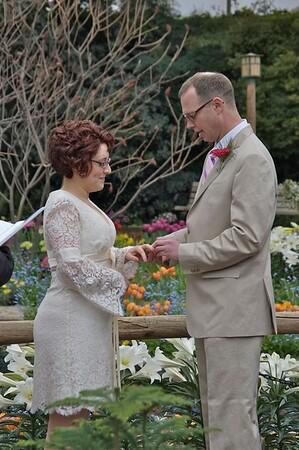 Walton-Molter Wedding