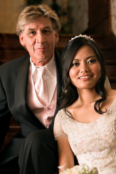 Wan and Jimmy Wedding
