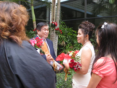 12-20-07 ~ Wani's friends Wedding at the courthouse
