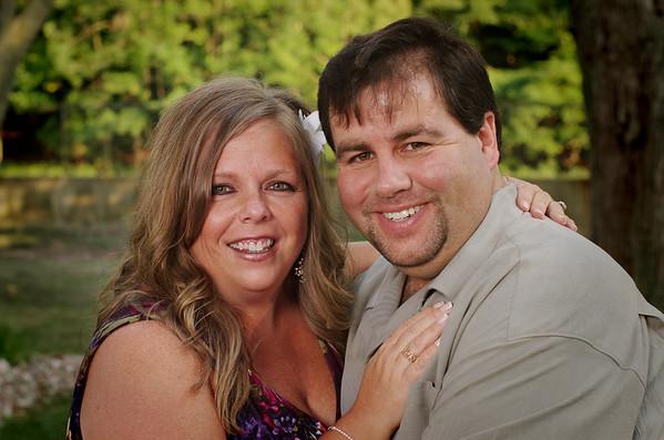 Jeff and Maureen