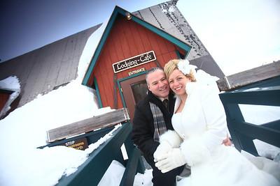 Wasilla Wedding: Carri Ann & Kevin at Hatcher Pass in Palmer/Wasilla by Joe Connolly