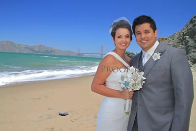 Beach Wedding Dreams Coming True