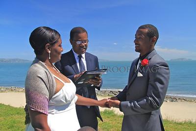 Lovely ceremony.