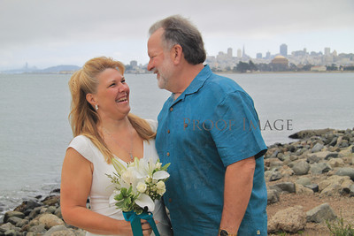 Hi Ema,  Thank you so much for a Perfect day! The ceremony was wonderful and heartfelt thanks to you!  We did go to Spinnakers for lunch and even though the atmosphere of the restaurant was dated the food and the view were fabulous.  It was a pleasure to meet you and thank you again for making our day so memorable!  Lynn and Tim