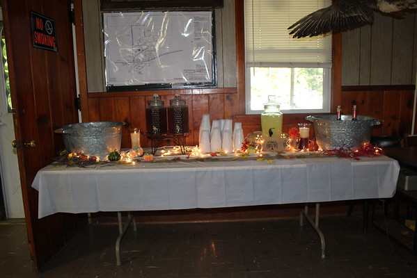 Waters Reception