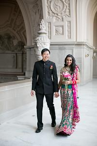 Wayne and Jyoti