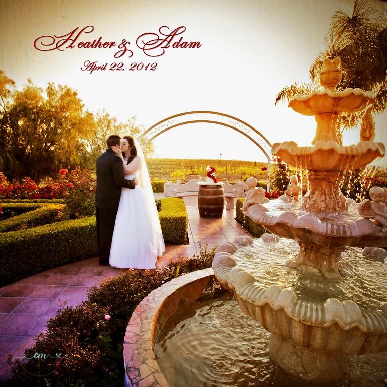 Heather & Adam Cover