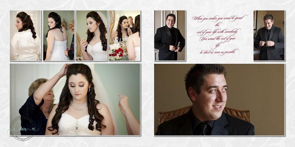 Heather & Adam Wedding - Page 001