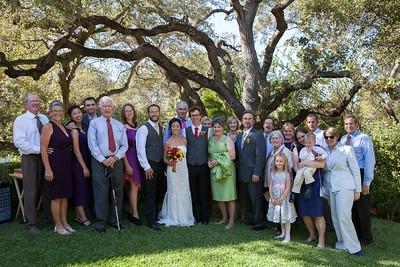 Wedding 2012: Family Photos