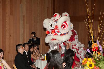 Wedding 2012: Lion Dance