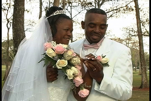 The Wedding of Mr. & Mrs. Clarke