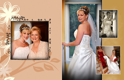 Wedding Album Layout Designs