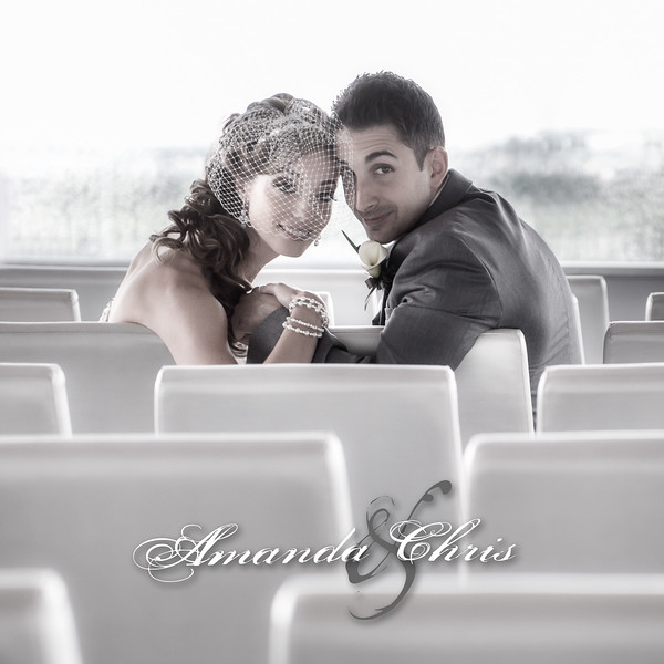Amanda& Chris' Wedding Album