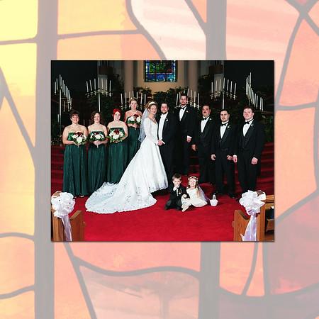 Wedding Album Examples