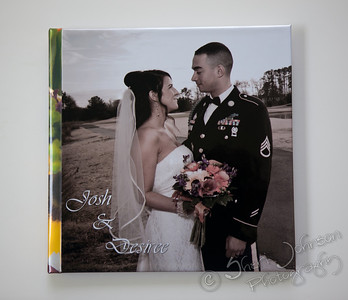 Layflat Metallic Album (pages are also metallic)