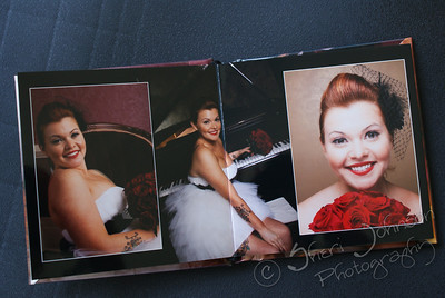 Modern Wedding Album Design, Clean & Classy Design, Metallic Pages, Vibrant Colors, Stunning album - Coffee Table Book