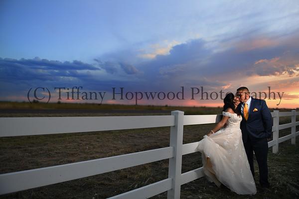 Wedding- Antonia + John