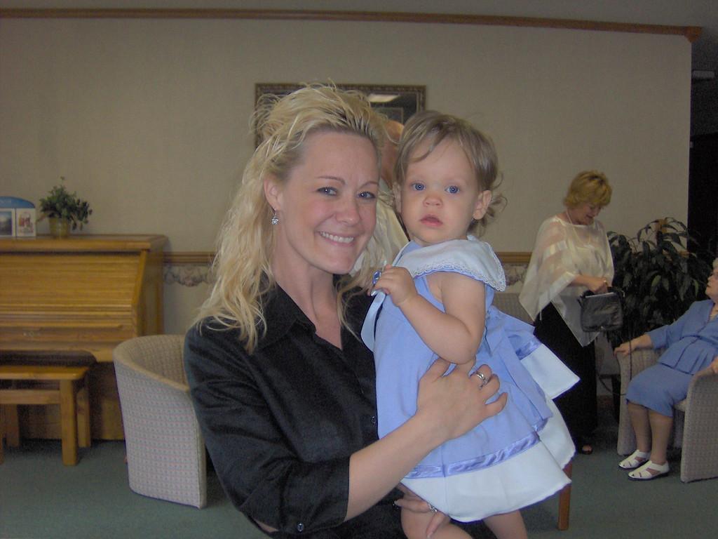 Melissa Glenn Whitaker & daughter McKenzie