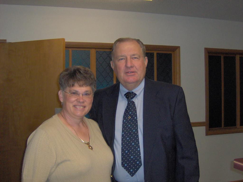 Jay & Paula Grammer<br /> Batesville, Arkansas