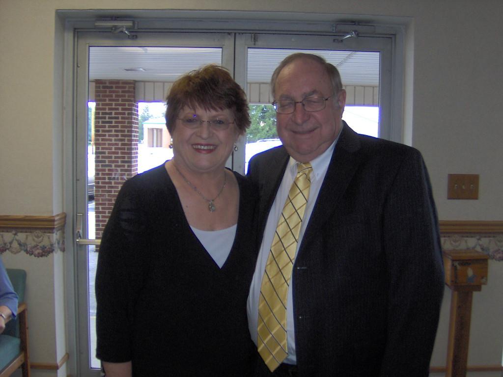 Bob & Carol Thomas<br /> Tulsa, OK