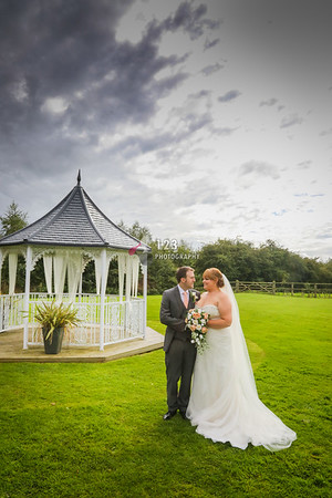 Kirsty and Chris's wedding photography Bridge Inn Wetherby