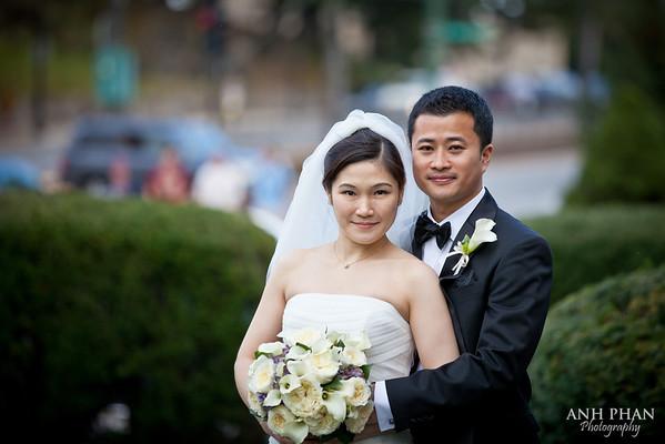 Wedding: Cathy + Bryan