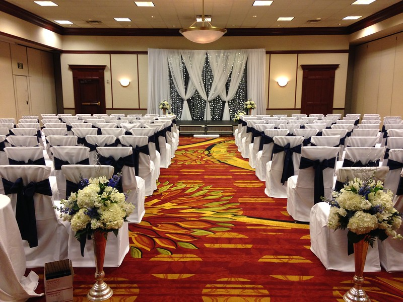 Formal Hotel Ceremony