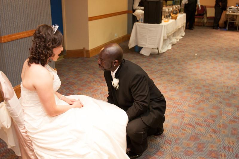 Wedding Ceremony of Diandra Morgan and Anthony Lockhart-610