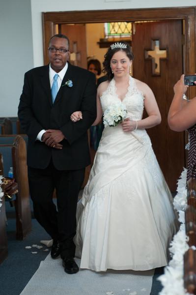 Wedding Ceremony of Diandra Morgan and Anthony Lockhart-192
