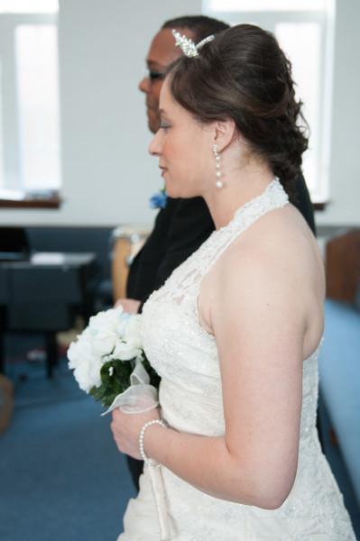 Wedding Ceremony of Diandra Morgan and Anthony Lockhart-199