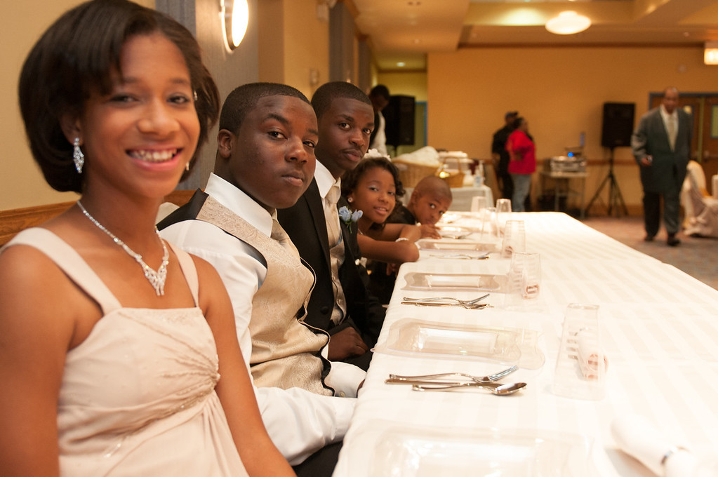 Wedding Ceremony of Diandra Morgan and Anthony Lockhart-505