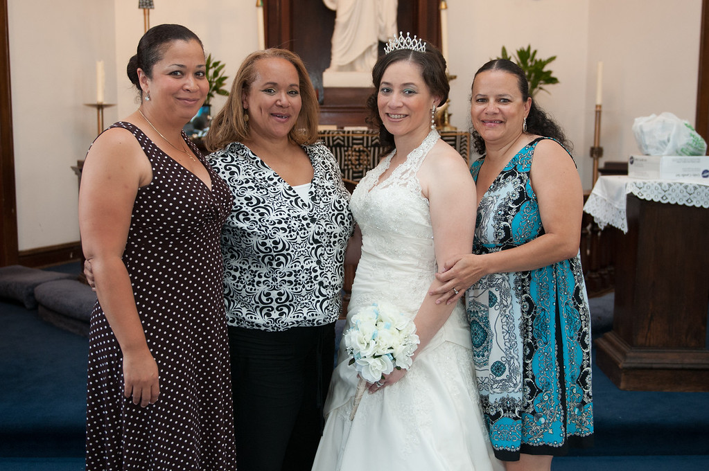 Wedding Ceremony of Diandra Morgan and Anthony Lockhart-421