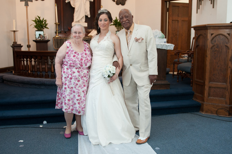 Wedding Ceremony of Diandra Morgan and Anthony Lockhart-402