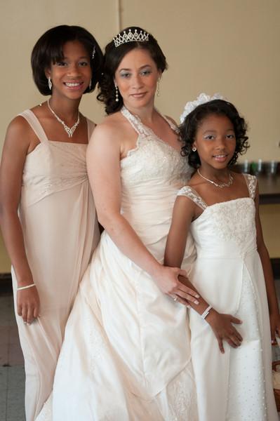 Wedding Ceremony of Diandra Morgan and Anthony Lockhart-159