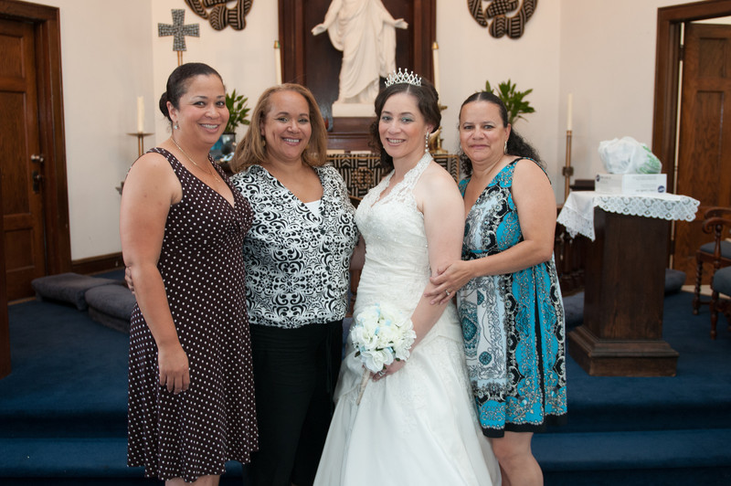 Wedding Ceremony of Diandra Morgan and Anthony Lockhart-422