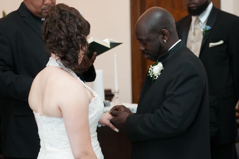 Wedding Ceremony of Diandra Morgan and Anthony Lockhart-211