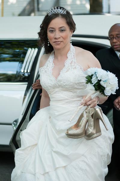 Wedding Ceremony of Diandra Morgan and Anthony Lockhart-157
