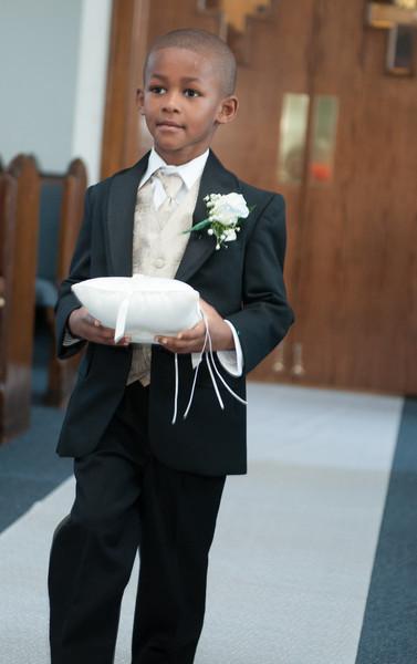 Wedding Ceremony of Diandra Morgan and Anthony Lockhart-175